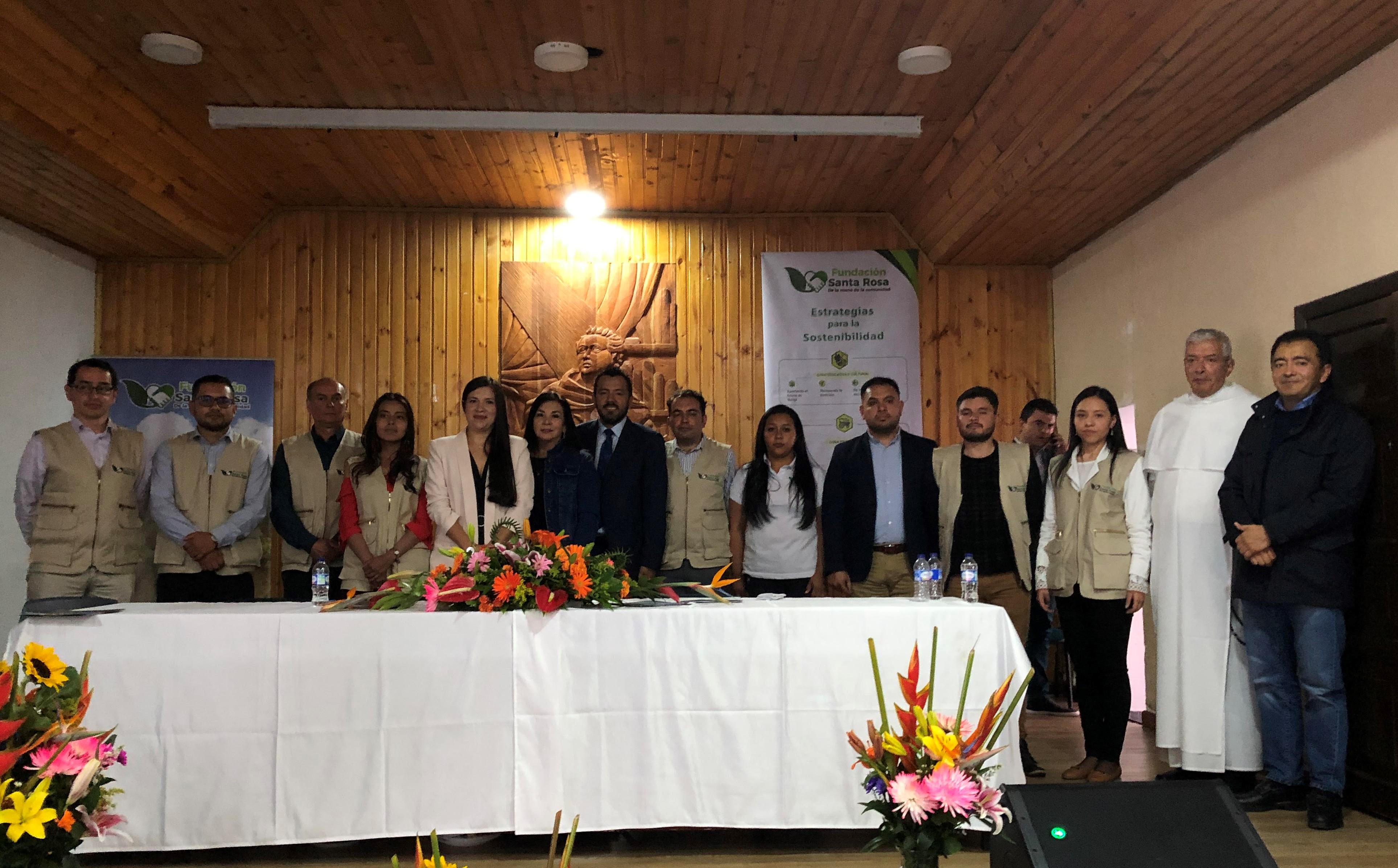 Se inaugura nueva sede de Fundación Santa Rosa en Chiquinquirá