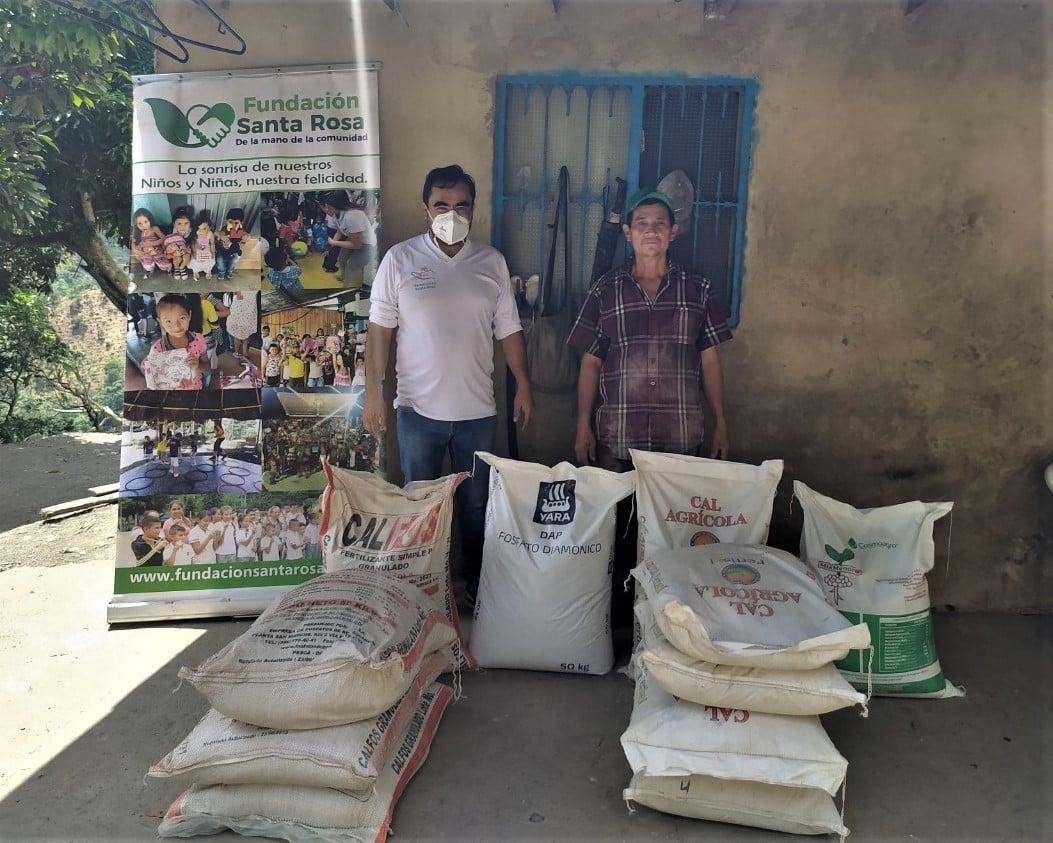 Iniciativas de Fundación Santa Rosa para el desarrollo rural comunitario